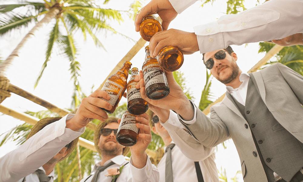 Partybus für Firmenfeiern